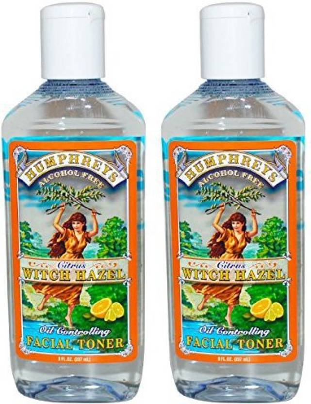 4057b5212e Humphreys Citrus Witch Hazel Oil Controlling Facial Toner - Price in ...