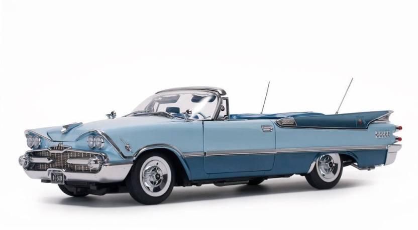 7b6b684ea0 Sunstar 1959 Dodge Custom Royal Lancer Convertible (Top Down), Light ...