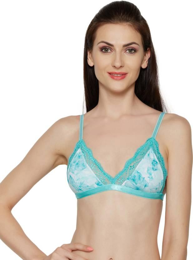 a9f5233fa5 Inner Sense Women Bralette Non Padded Bra - Buy Inner Sense Women ...