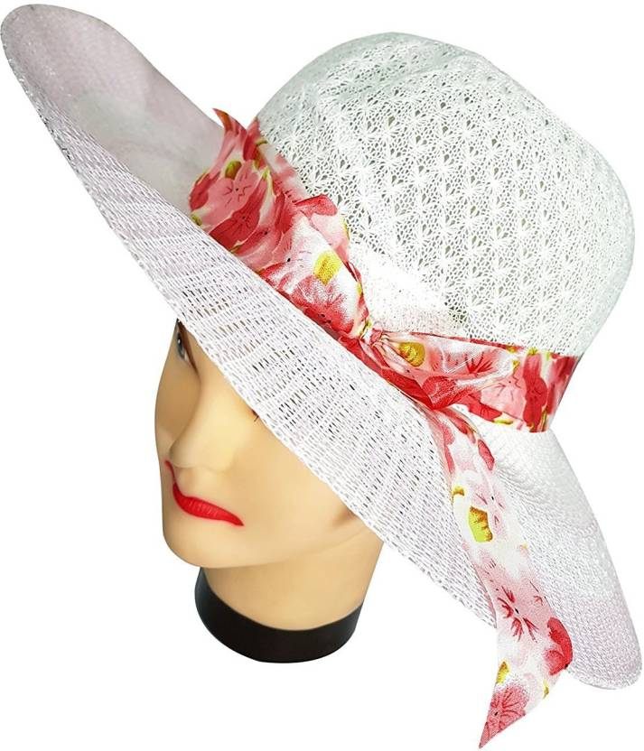 AASA Big Bowknot Straw Hat UV Protection Beach Cap Sun Hat  e71ba29f2