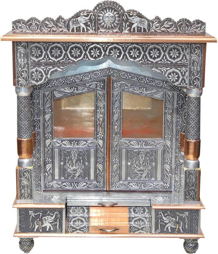 Brilliant Home Designs Aluminium Copper Oxidized Home