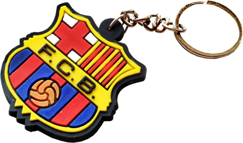 Ktb Creations Fcb Fc Barcelona Football Club Sports Pvc Key