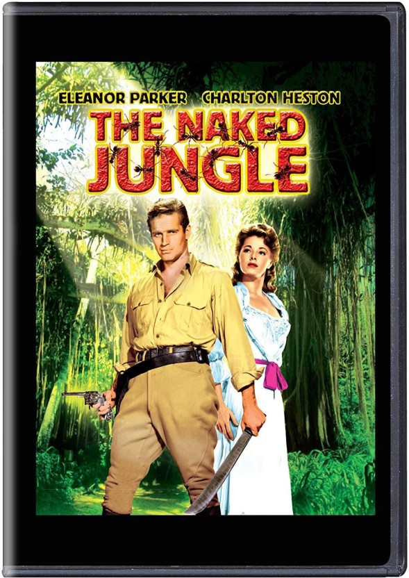 Not the naked jungle movie have thought