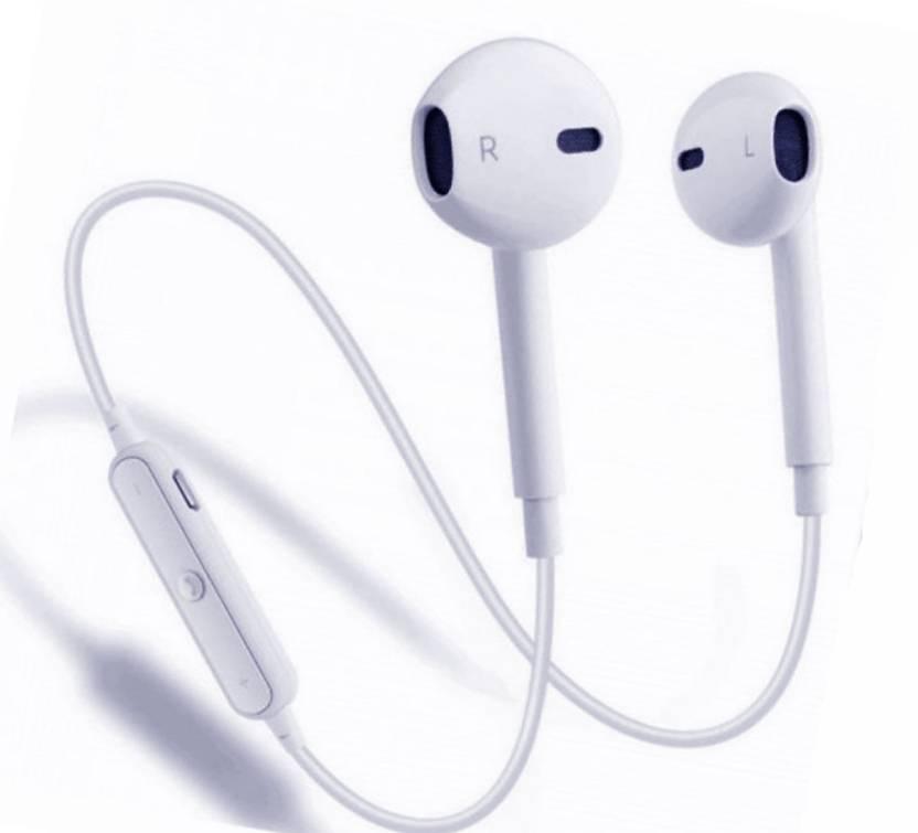 KBOOM s-6 airpods/earphones/earbuds Apple/samsung beats powered wireless Jogger