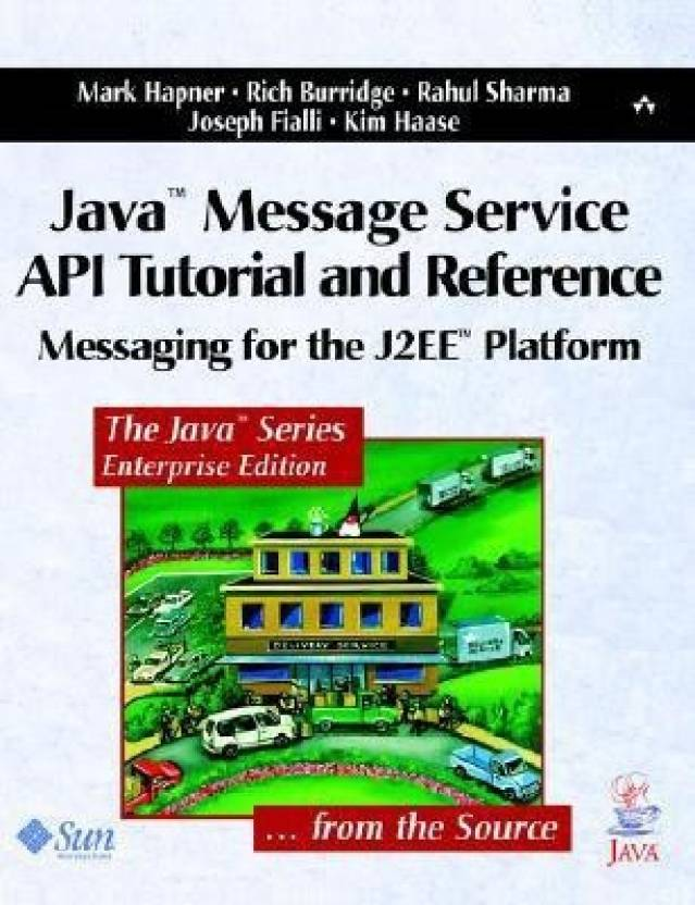 Java    Message Service API Tutorial and Reference - Buy Java