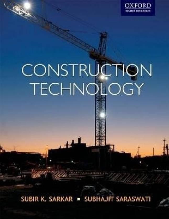 Construction Technology: Buy Construction Technology by Sarkar Subir