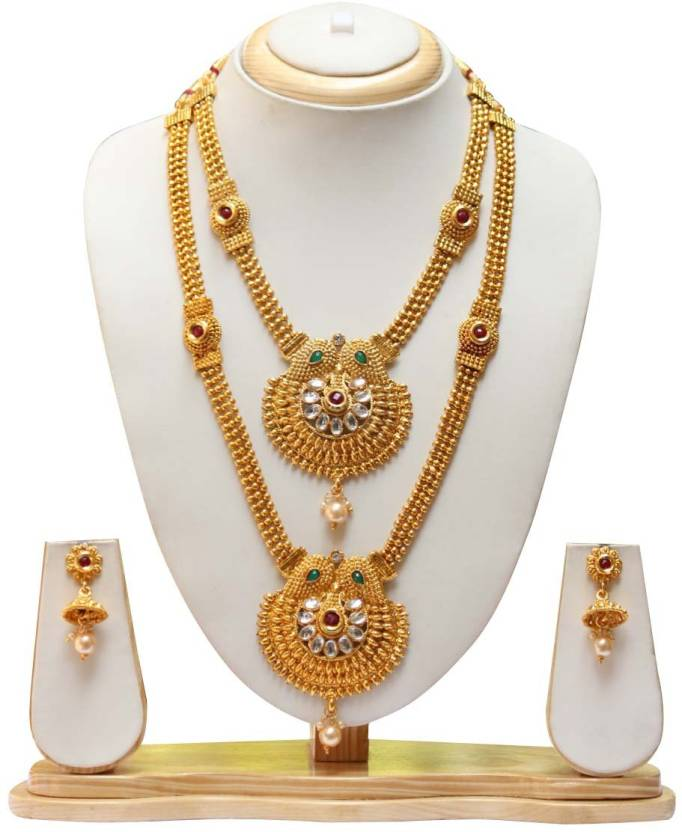 Swarajshop Alloy Jewel Set