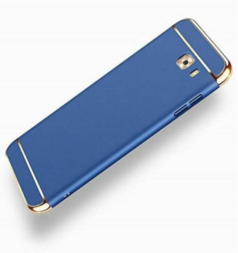 best service 961bf 011e1 COVERBLACK Back Cover for Samsung Galaxy J7 Prime - SM-G610FZKDINS ...