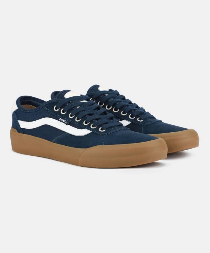 Vans Chima Pro 2 Sneakers For Men - Buy navy gum white Color Vans ... 37496722c