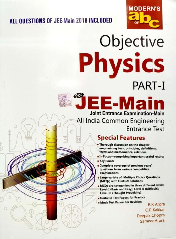 Abc Physics Book