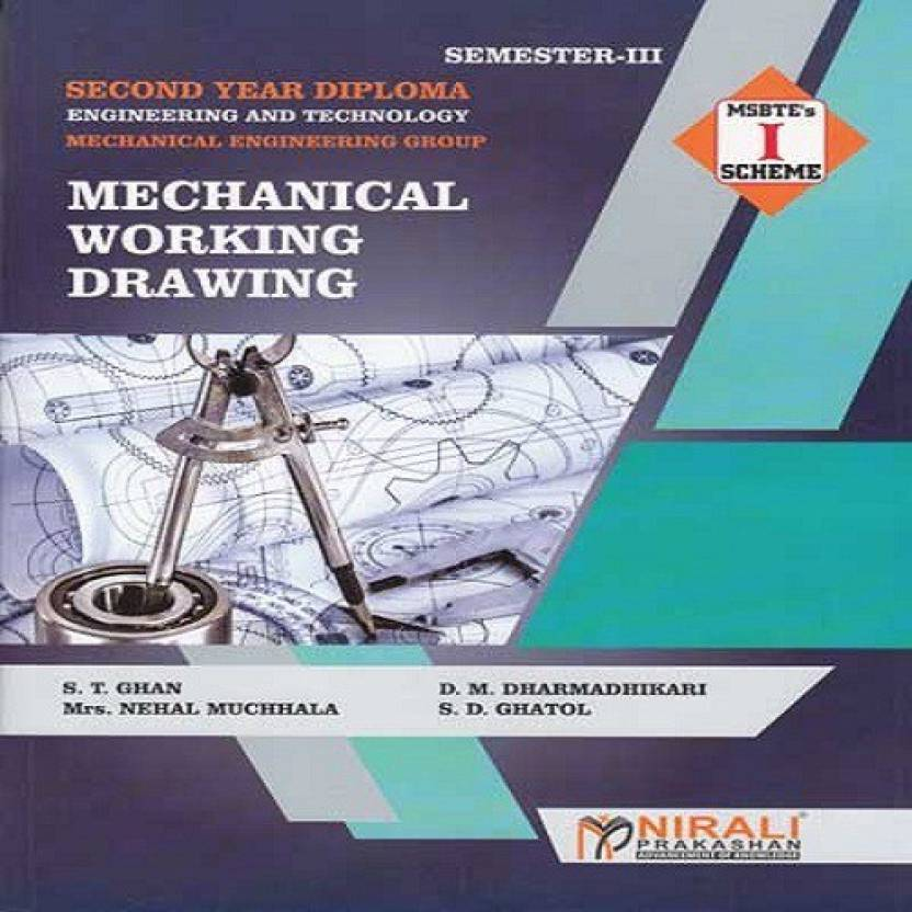 Mechanical Working Drawing - Buy Mechanical Working Drawing Online ...