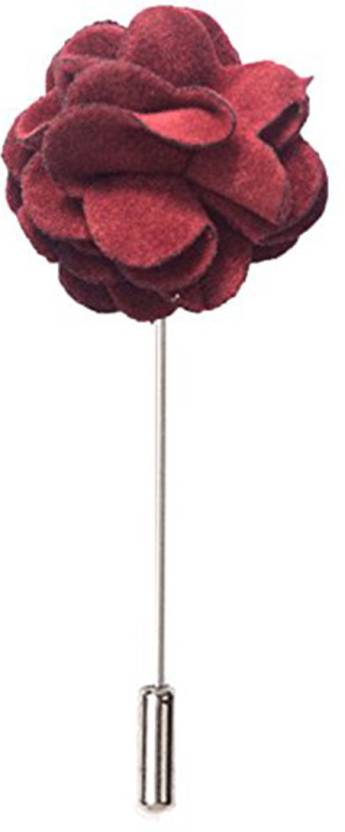 House of Quirk Handmade Flower Lapel Pin Brooch Brooch Boutonniere