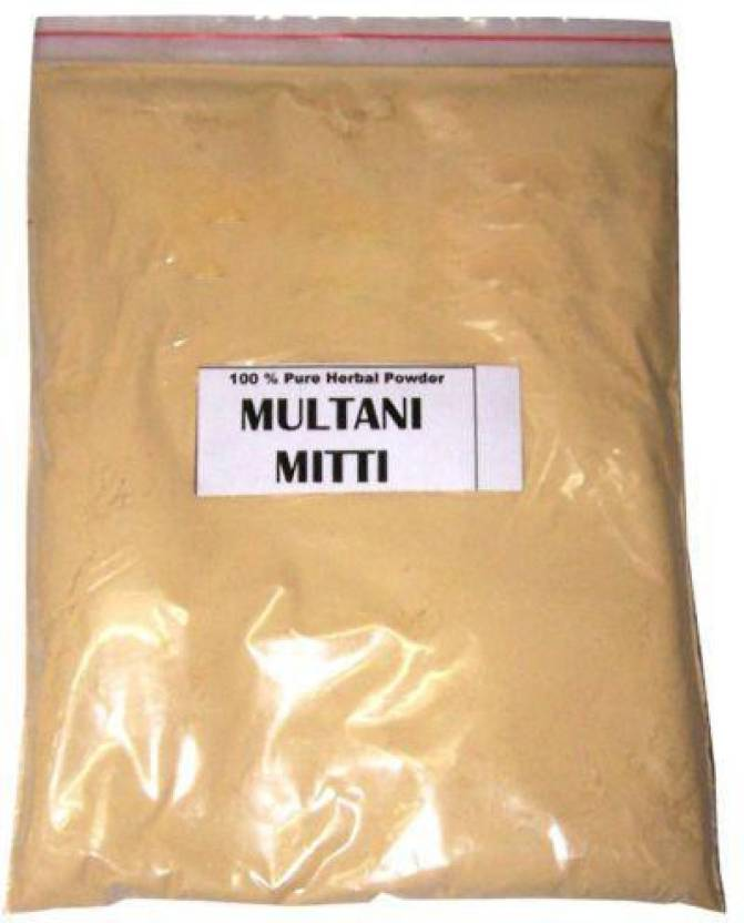 Theearthenshop Pure Herbal Natural Multani Mitti Powder Form
