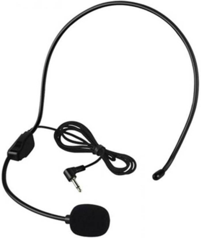 Bismaadh Callcenter Hands Free 3 5mm Mini Portable Wired Headset