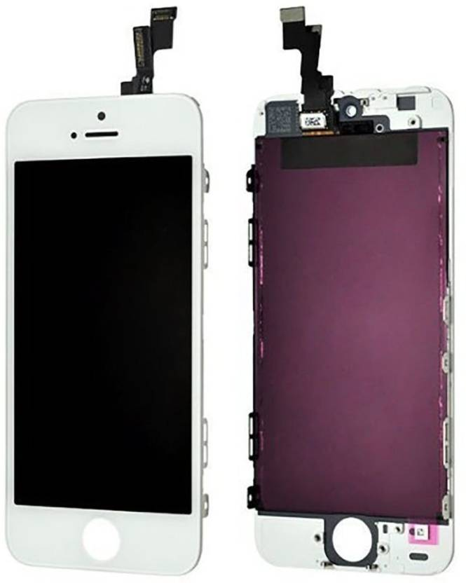 hot sale online 618e1 4d09b Calosc iPhone 6S Display / Folder White IPS LCD Price in India - Buy ...