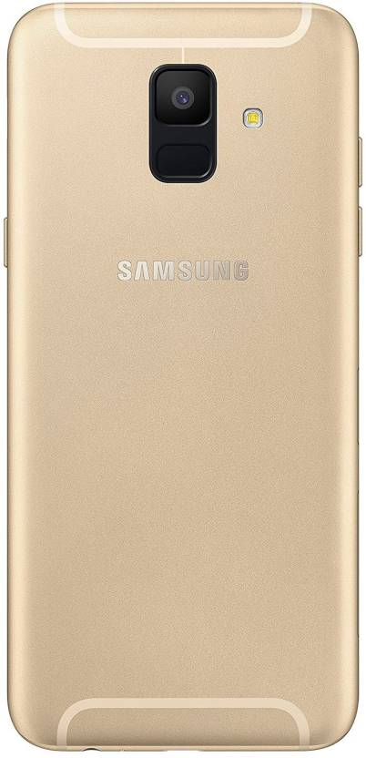 Samsung A6 (Gold, 32 GB)(4 GB RAM)