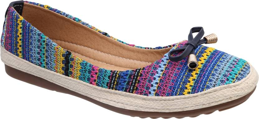 a514323cc9c Sindhi Footwear RJ-B2036 Blue Bellies For Women - Buy Sindhi ...