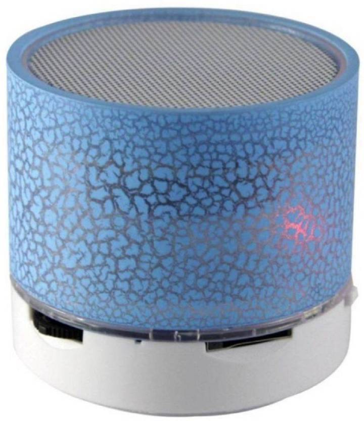 Anytech Stereo Sound Portable 4 Bluetooth Speaker Blue, Mono Channel