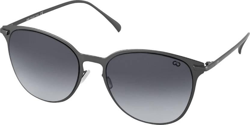 495767b065 Buy Gio Collection Wayfarer Sunglasses Grey For Men Online   Best ...