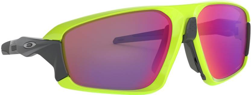 fcae28d3c7f Buy Oakley Sports Sunglass Red For Men Online   Best Prices in India ...