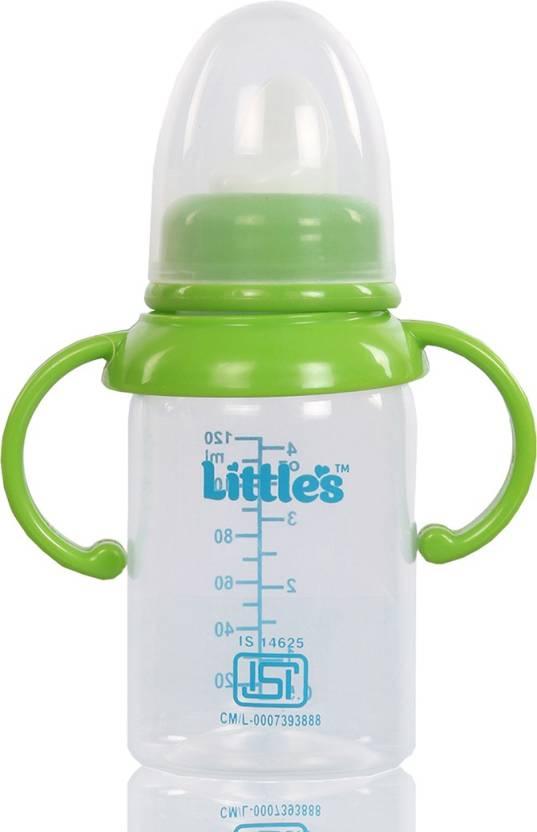 882ed3ebfc3 Littles Expert Royal Mini BPA Free Plastic Baby Feeding Bottle With  Advanced Leak-Proof Variable