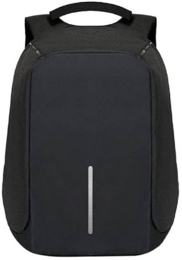 6cabaca4faa3 Puma Anti Theft 25 L Laptop Backpack Black - Price in India ...