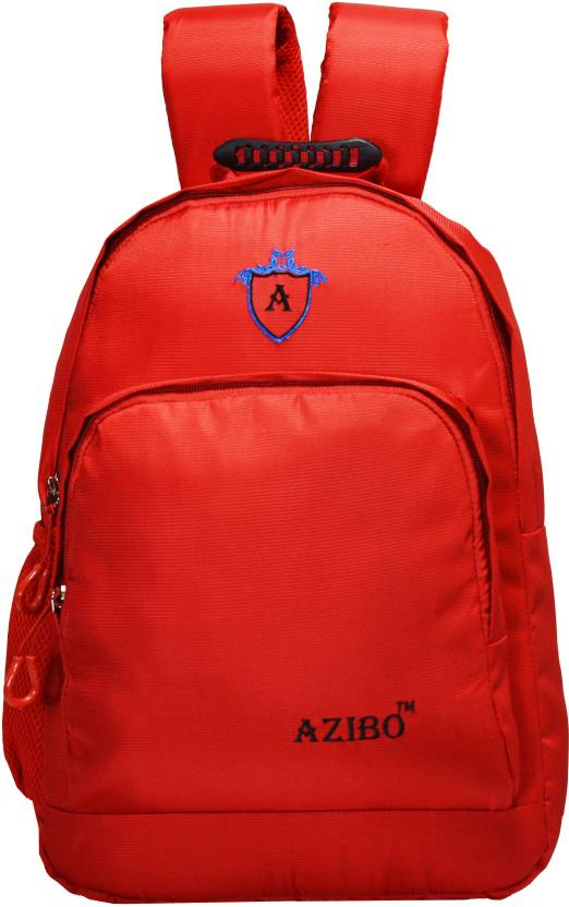 Azibo Knight Waterproof Backpack Red, 20 L
