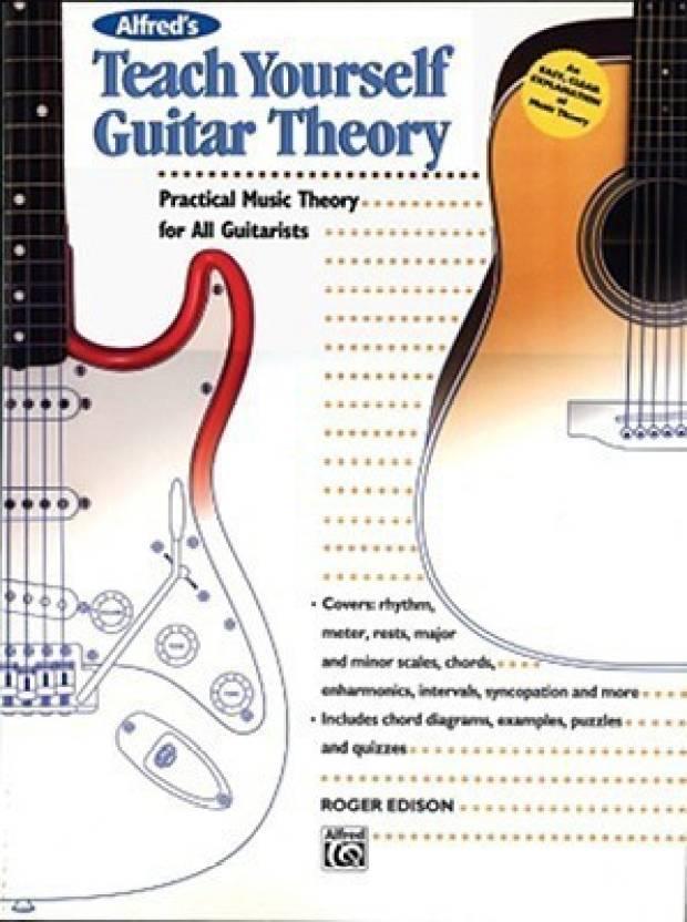 Alfreds Teach Yourself Guitar Theory Buy Alfreds Teach Yourself
