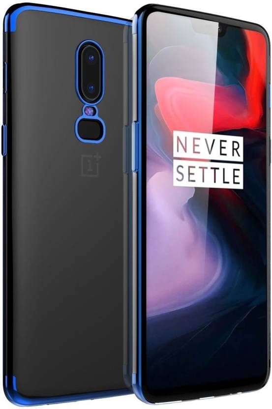 new product f5c40 ced75 REALIKE Back Cover for OnePlus 6