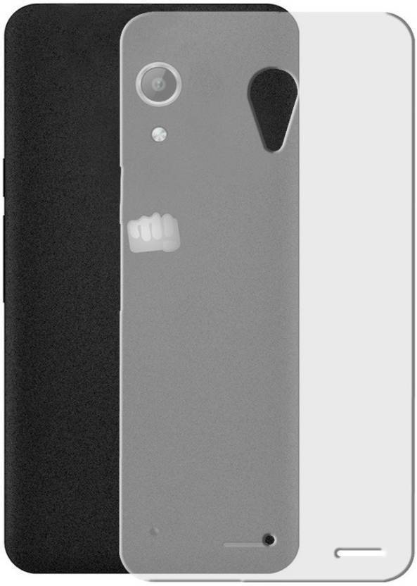 reputable site 0b5c8 6f7be macaso Back Cover for Micromax Vdeo 2 Back Cover