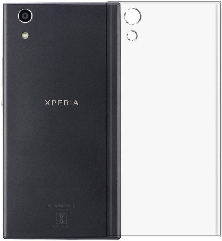 new concept 1ef32 b69df macaso Back Cover for Sony Xperia R1 Plus