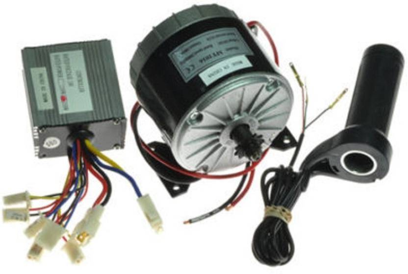 ROBOTONLINESTORE 24V Motor MY1016 350W Motor Controller And Twist ...