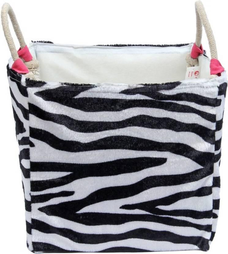 Creative Textiles 20 L Multicolor Laundry Bag Rexine