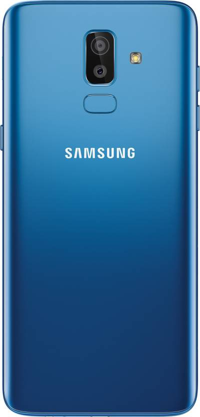 Samsung Galaxy J8 (Blue, 64 GB)(4 GB RAM)