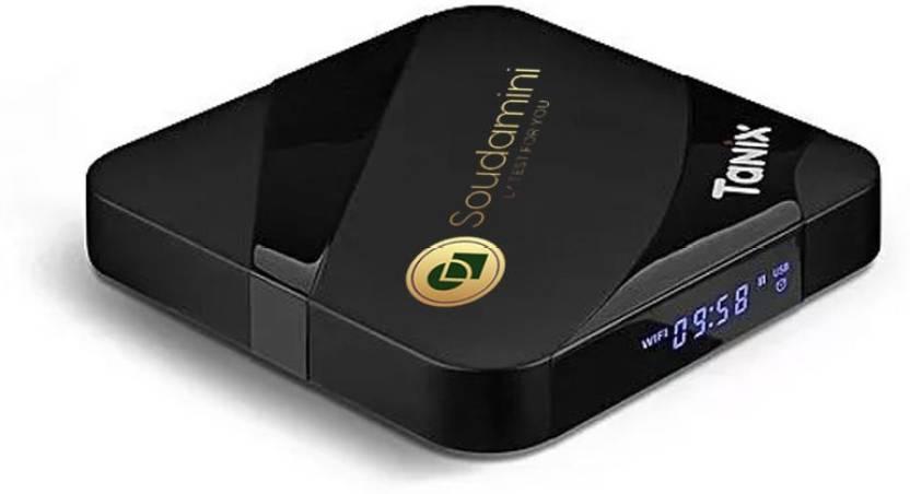 SOUDAMINI Tanix TX3 Max TV Box Amlogic S905W / Android 7 1