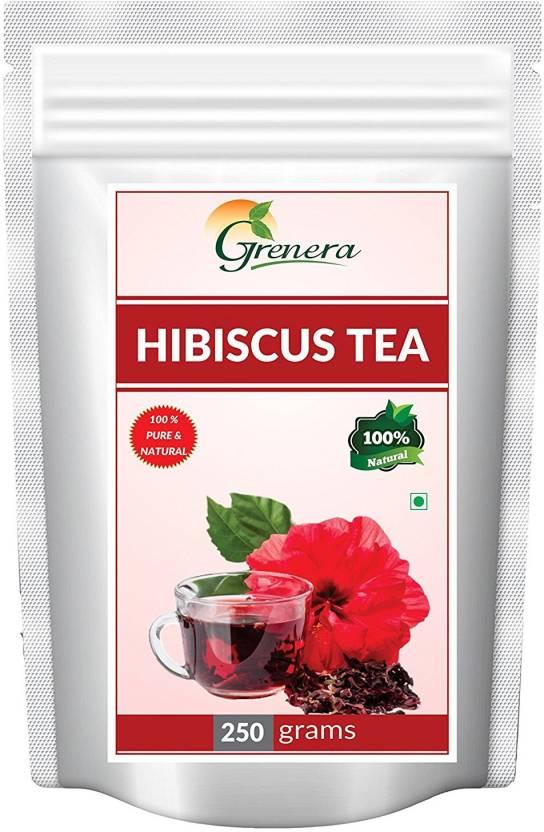Grenera Pure Natural Hibiscus Tea 250 G Hibiscus Herbal Tea