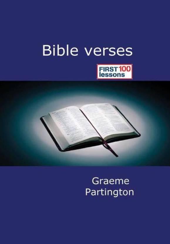 Bible Verses: Buy Bible Verses by Partington Graeme at Low Price in