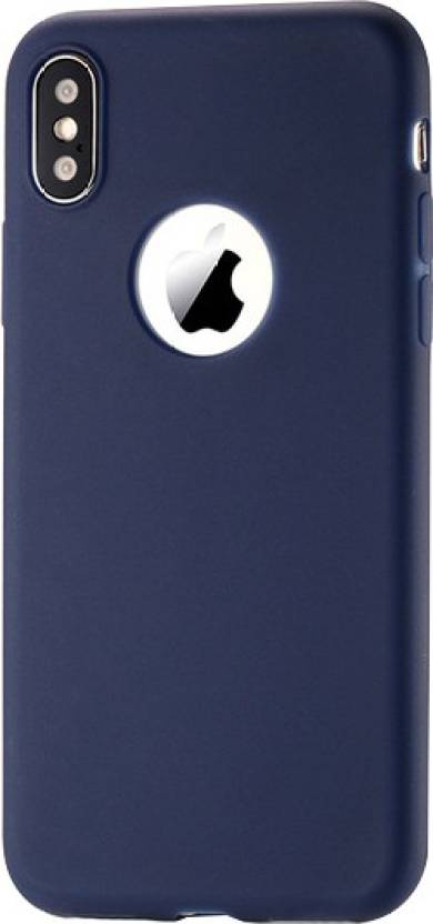 the best attitude 652ce 660b7 Flipkart SmartBuy Back Cover for Apple iPhone X