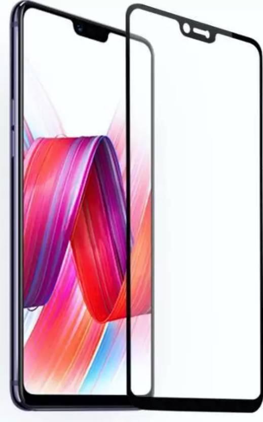 Tigerify Tempered Glass Guard For Vivo V9 Original 5d Quality