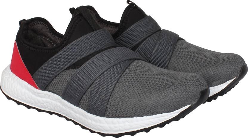 2f2a39ad8a80 Aero Aspire Walking Shoes For Men - Buy DGREY RED Color Aero Aspire ...