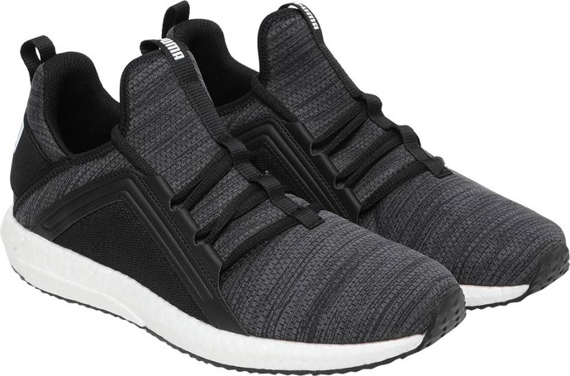 7011d0b2fe9d Puma Mega NRGY Heather Knit Running Shoes For Men - Buy Puma Mega ...