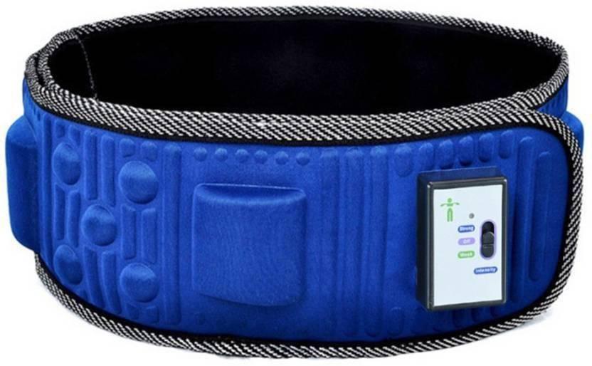 08c01bec8f Techtest Slimming Belt for Women Magnetic Vibrating Weight Loss Shaper  Advanced Men Tummy Shapers Massage Massager Machine Shape up Shake Loss Waist  Body ...