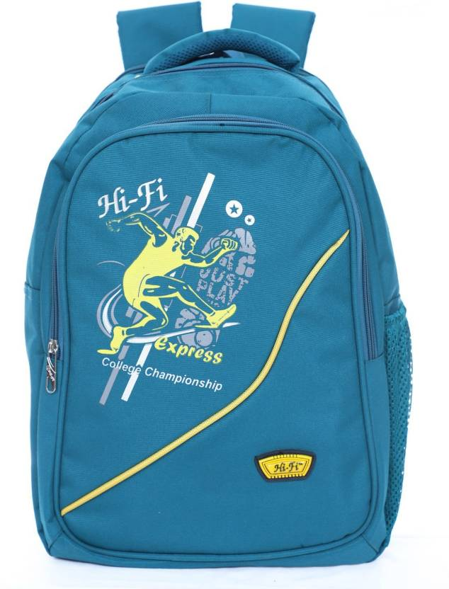 be3f87df630f Agatti Hi-Fi Youth 32 L Backpack Turquoise - Price in India ...