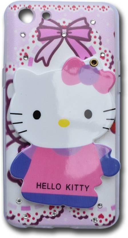 Marshland Back Cover for Oppo A83 Designer Case Hello Kittty