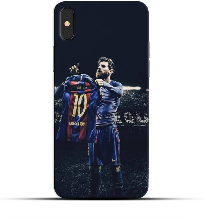 36f06622517 Saavre Back Cover for Lionel Messi for Iphone x (Multicolor, Hard Case,  Polycarbonate)