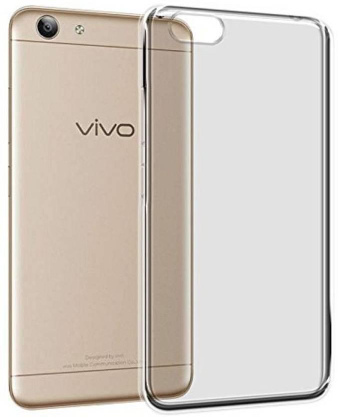 Flipkart SmartBuy Back Cover for Vivo Y83 Transparent, Grip Case