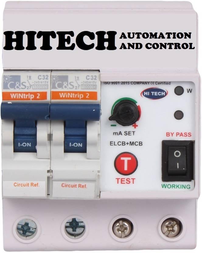 Hi Tech ELCB-1 ELCB-1 MCB