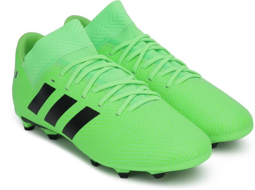 e08e939a41e ADIDAS Boys Lace Football Shoes Price in India - Buy ADIDAS Boys ...