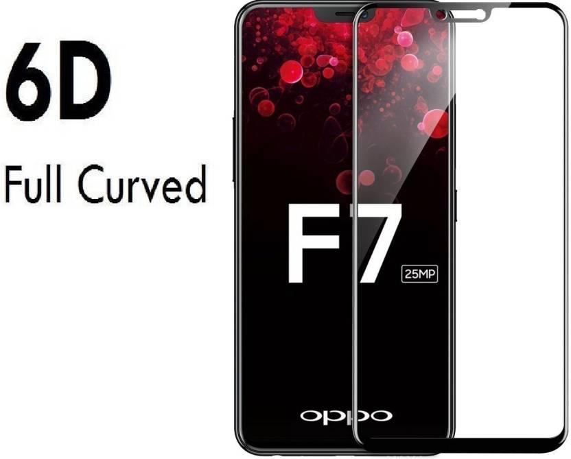 S-Softline Edge To Edge Tempered Glass for OPPO F7