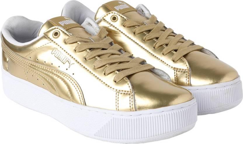 27effb9f75c Puma Puma Vikky Platform LX Running Shoes For Women - Buy Puma Puma ...